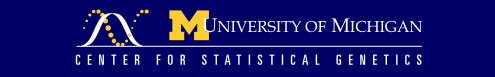 Center for Statistical Genetics
